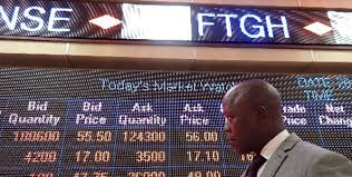 Nairobi Stock Exchange Charts Kenyan Banks Set For First Bond To Fund Green Investments