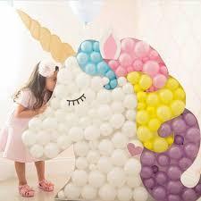 Resultado de imagen para como hacer una fiesta de unicornio