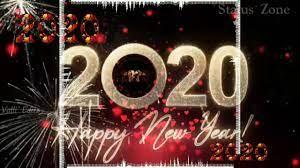 happy new year whatsapp status 2020 in