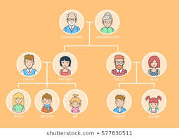 How To Make A Genealogical Tree Family Tree Images Stock Photos Vectors Shutterstock