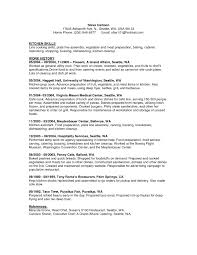 Food Service Worker Resume Quotes Fast Food Server Resume Fast Food
