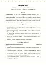 office administrator resume samples resume sample for back office executive front mmventures co