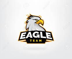 Gaming Logo Design Free Hawk Head Mascot Vector Logo Eagle Esport Gaming Logo Design