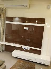 cool contemporary tv wall unit designs