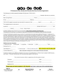 Cover Letter Disc Jockey Resume Disc Jockey Job Description Resume