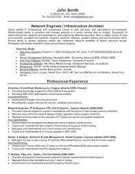 Entry Level Network Engineer Resume Sample Junior Network Engineer Resume Sample Entry Level Vaydile Euforic Co