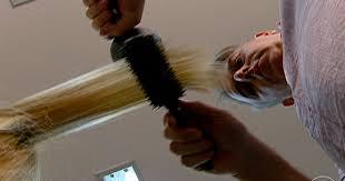 Resultado de imagem para danos da chapinha no cabelo g1