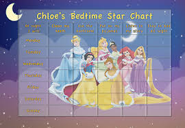 Personalised Bedtime Reward Chart Space Design Pen And 2
