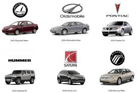 The U.S. car brands that died in the last 20 years along with one ...
