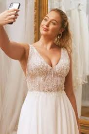 Plus Size Wedding Dresses At Precious Memories Bridal Shop