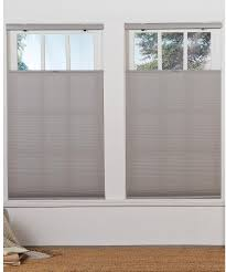Light Filtering Window Shades Details About Cordless Light Filtering Top Down Bottom Up Cellular Shade Cut Width Gray Cloud