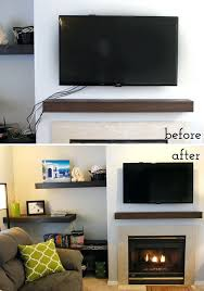 hiding wires turial electrical in wall how to hide for mounted tv over brick fireplace hung hiding wires under table ideas tv over brick fireplace
