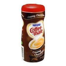 get ations coffee mate creamy chocolate creamer 425 2g american imported