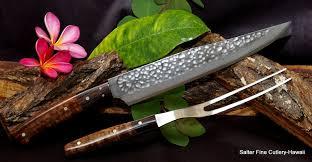 Custom Made Damascus Steel Chef Knife  Buy Chef KnifeKitchen Custom Kitchen Knives