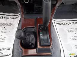 1999 Toyota 4Runner SR5 4x4 4 Speed Automatic Transmission Photo ...