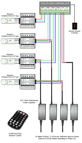 strip light wiring diagram Strip Light Wiring Diagram rgb led wiring diagram rgb inspiring automotive wiring diagram strip light wiring diagram