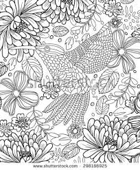 Small Picture 83 best BirdsAdult Colouring images on Pinterest Coloring