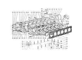 ferrari gt berlinetta boxer > engine order online eurospares ferrari 365 gt4 berlinetta boxer crankcase diagram