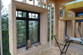 Small Fun Timber Frame Window Added Daizen Joinery