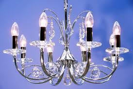 Fantastic Lighting Fantastic Lighting Handel 1631 8 Polished Chrome Finish 8