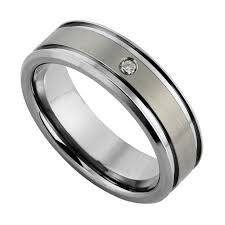 Mens Wedding Rings Titanium Uk