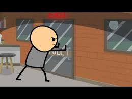 Cyanide And Happiness Vending Machine Impressive Le Telepathé Cyanide Happiness Shorts