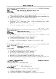 Sample Resume For Mechanical Qa Qc Engineer Pdf Manager Best Of Gorgeous Mechanical Inspector Resume
