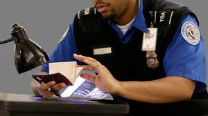 Shows Over Gross Incompetence Dc License Tsa Confusion