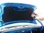 Обшивка крышки багажника рено логан 2017