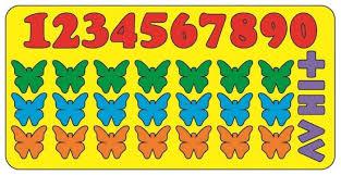 <b>Деревянная игрушка Tau Toy</b> Набор Арифметика Бабочки ...