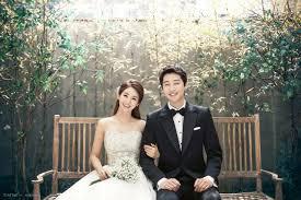Classy Korean Wedding Photography By Timetwo Studio