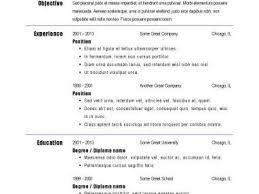 breakupus winsome resume outline student resume samples objective breakupus goodlooking basic resume templates hloomcom lovely big and bold and marvellous george washington resume