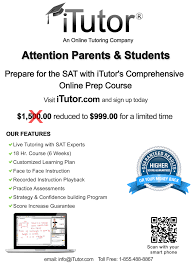 The E Tutor Inc. And Itutor.com Ink Merger Agreement, Creating The ...