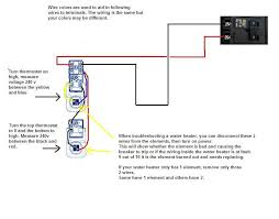 electric water heater schematic best electronic 2017 wiring diagram for hot water heater element at Electric Water Heater Wiring Schematic
