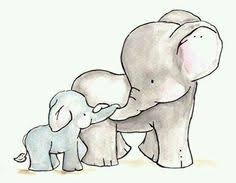 Baby Elephant Drawings 15 Best Mom And Baby Elephant Images Baby Elephants Drawings