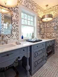 Eclectic Bathroom Vanity Design Ideas