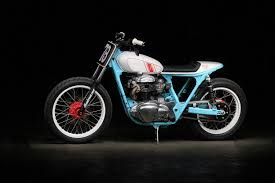 Uwe Kostrewa s barely legal Kawasaki W650 tracker Bike EXIF