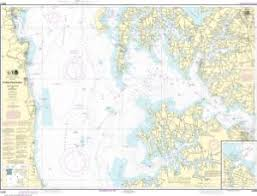 Online Chesapeake Bay Charts Nautical Charts Online Noaa Nautical Chart 12266