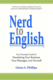nerd to english book cover 2010 10 14a front only