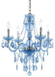 mini chandelier light led