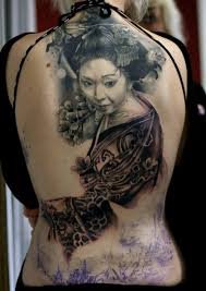 Asian woman trippy asian
