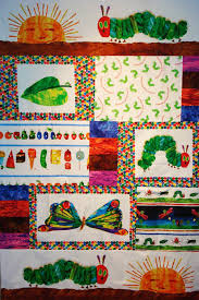 The Very Hungry Caterpillar Quilt Kit fabric by Eric Carle | Eric ... & The Very Hungry Caterpillar Quilt Kit fabric by Eric Carle Adamdwight.com