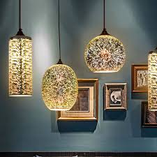image of 3d stained glass chandelier