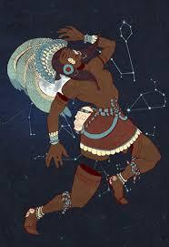 Coyolxauhqui, la guerrera azteca que se convirtió en la Luna