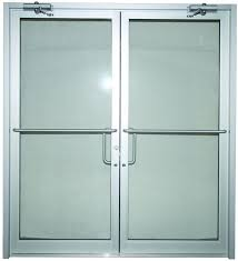 main advantages of glass door constructions