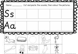 So, what exactly is phonics? Jolly Phonics Print And Go Activity Centers Set 1 Satpin Mash Ie