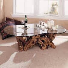Coffee Table Lastest Ideas Tree Trunk Coffee Table Glass Top Tree