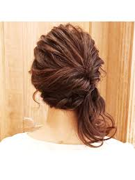 サイドアップヘアアレでモテ髪におすすめアレンジを一挙公開 Arine