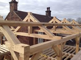 timber framed extensions