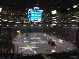 Nationwide Arena Club 13 Columbus Blue Jackets